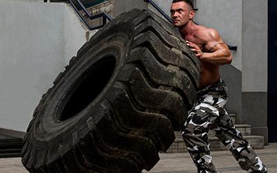 Strongman Profiles