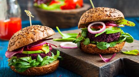 Vegan, Vegetarian, Pescatarian