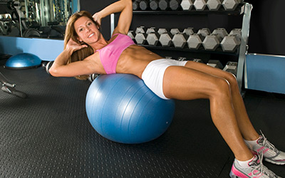 Exercises Ball Exercises
