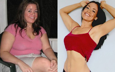 Female 20-30 Body Transformations