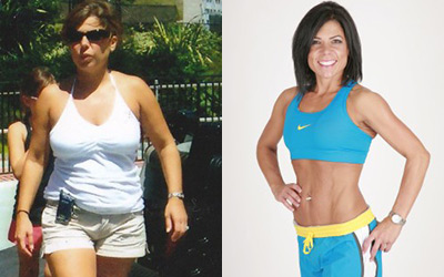 Female 30-40 Body Transformations
