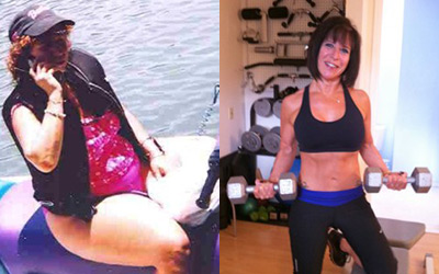 Female 40+ Body Transformations
