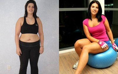 Female Teen Body Transformations