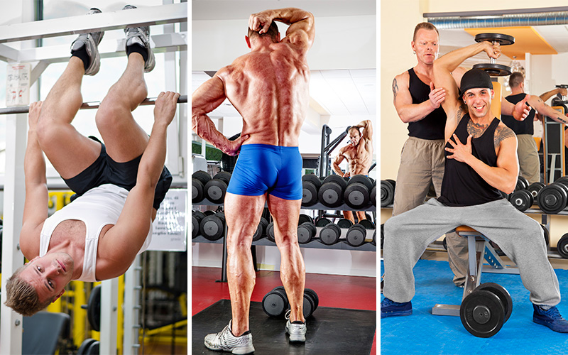 10 Classic Stereotypes You'll See In Every Gym