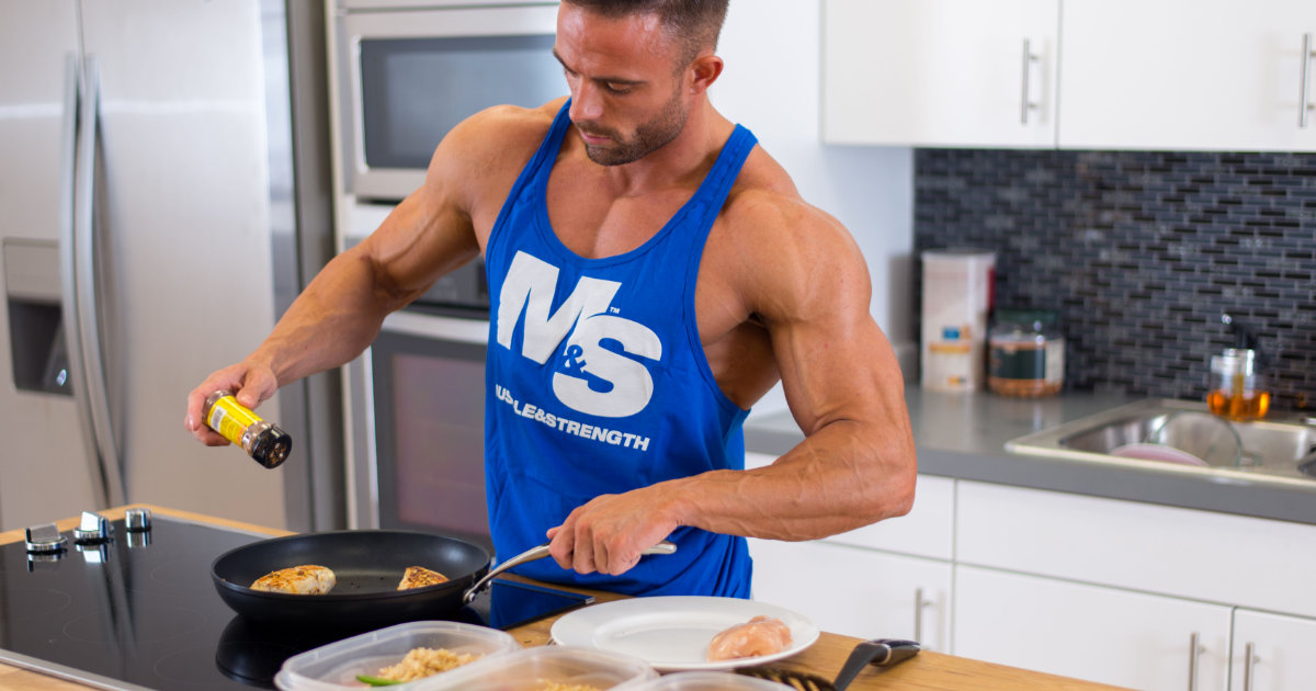 The 10 Commandments of Muscle Building Nutrition!