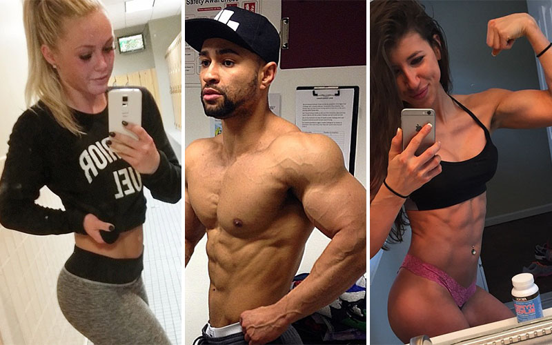 10 Killer Instagram Physiques You've Probably Never Seen