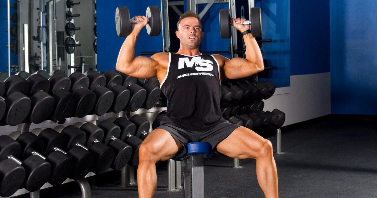 10 Week Mass Building Program For Hardgainers