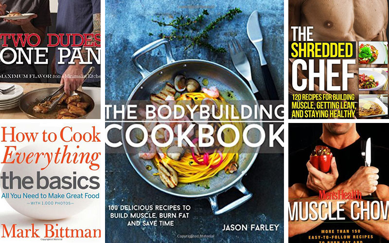 12 fitness cookbooks you should own forumfinder Image collections