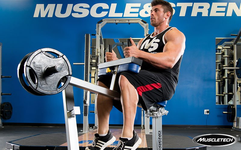Beef Up Those Baby Calves With This 300 Rep Calf Workout