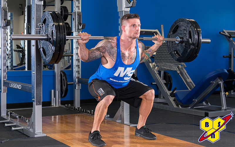 4 Reasons You Can't Squat to Depth