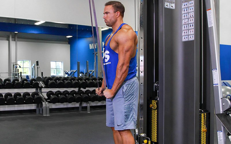 4 Resistance Band Exercises to Build Tricep Strength