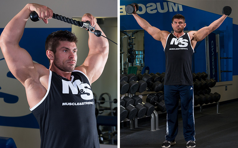 5 Crazy But Effective Shoulder Building Exercises