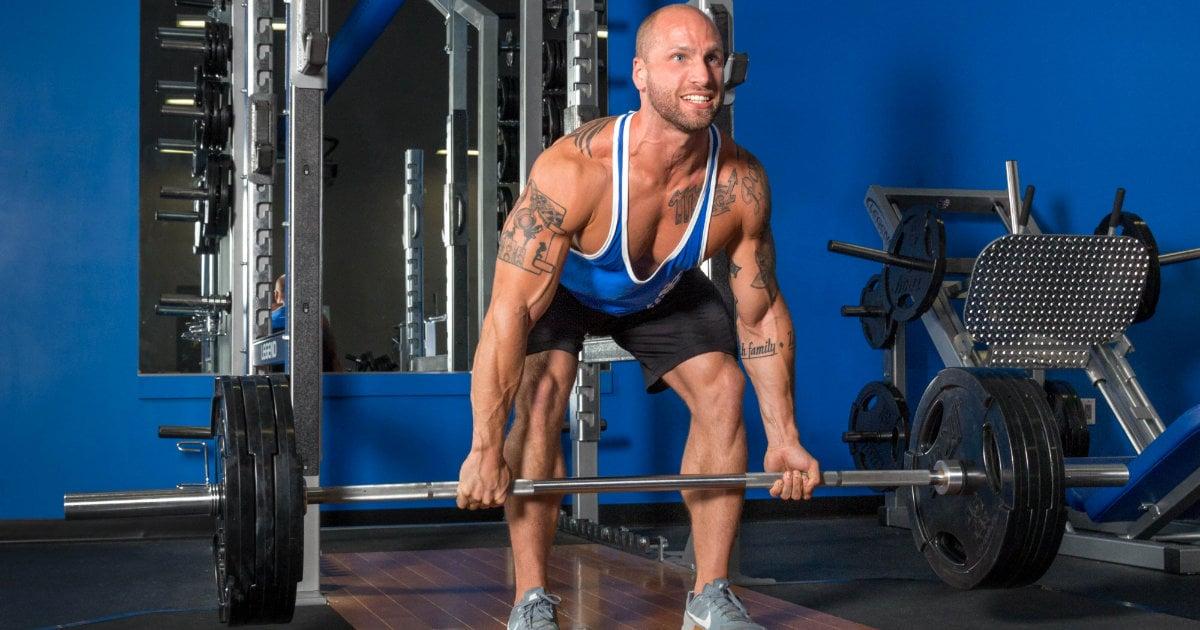 6 Day Push/Pull/Legs (PPL) Workout Split & Meal Plan