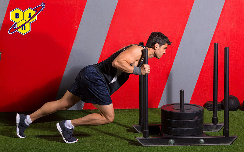 8 Ways to Incorporate the Sled into Your Workout