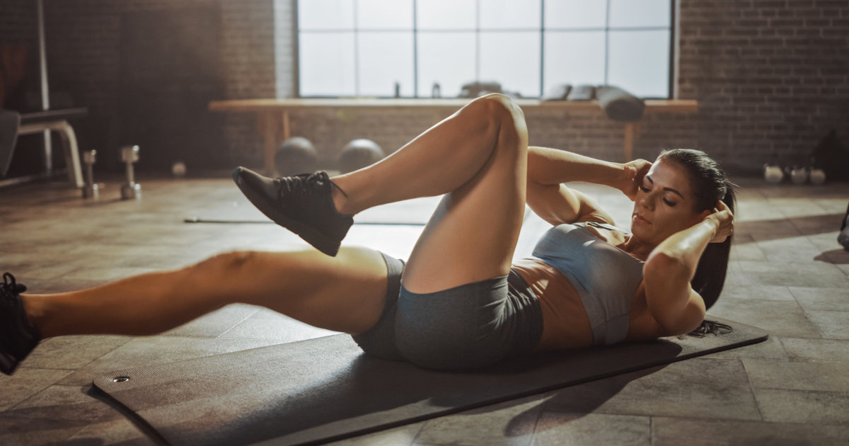 Abs Workout For Women: 8 Weeks To A Flatter Stomach