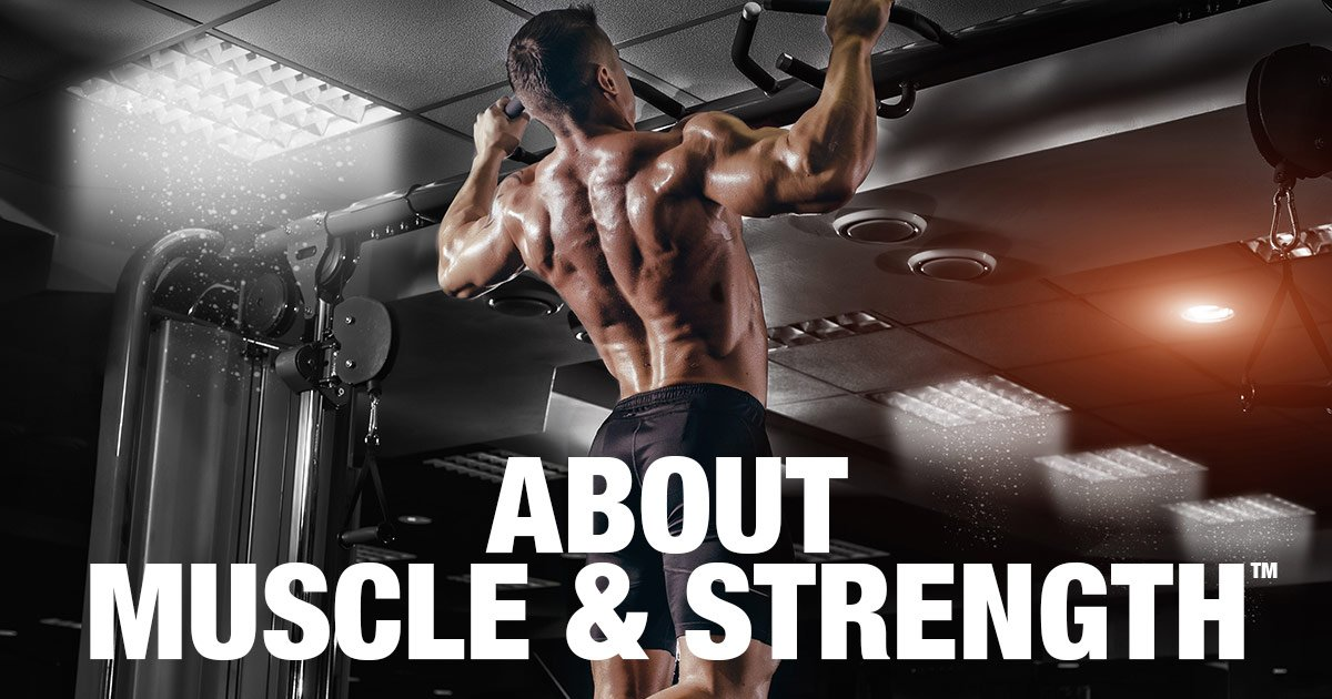 About Muscle & Strength