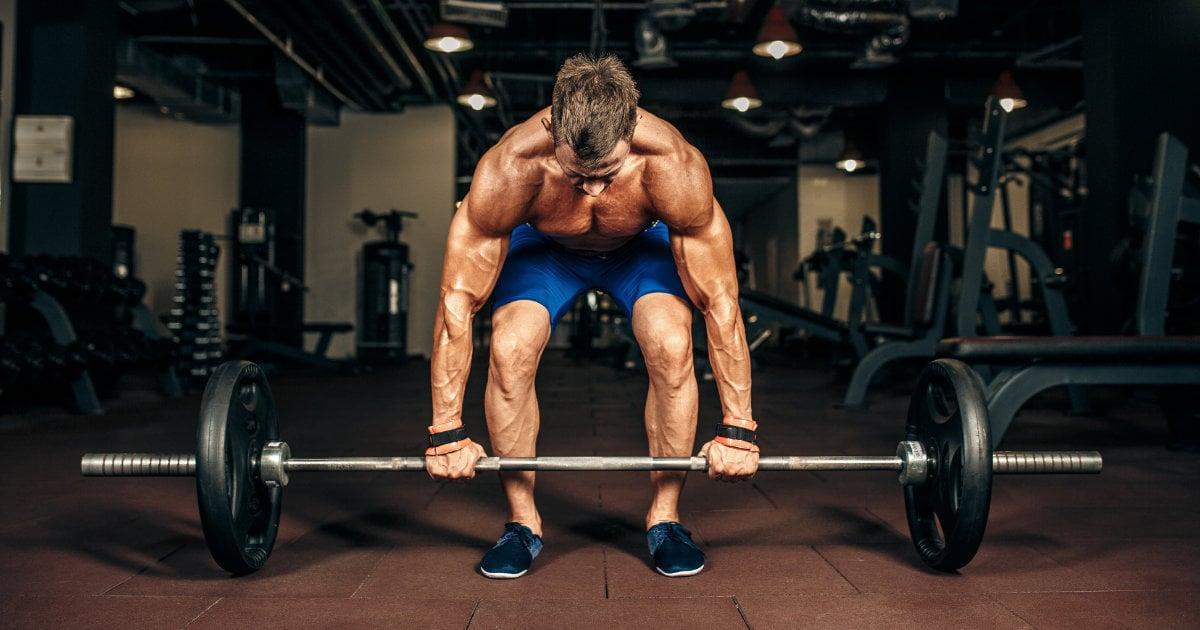 Advanced Bodybuilder Workout
