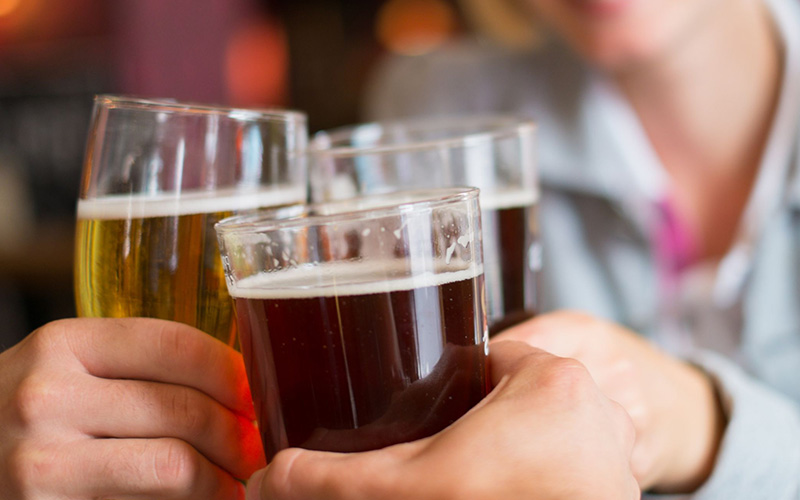 Does Drinking Alcohol Limit Muscle Growth Potential ...