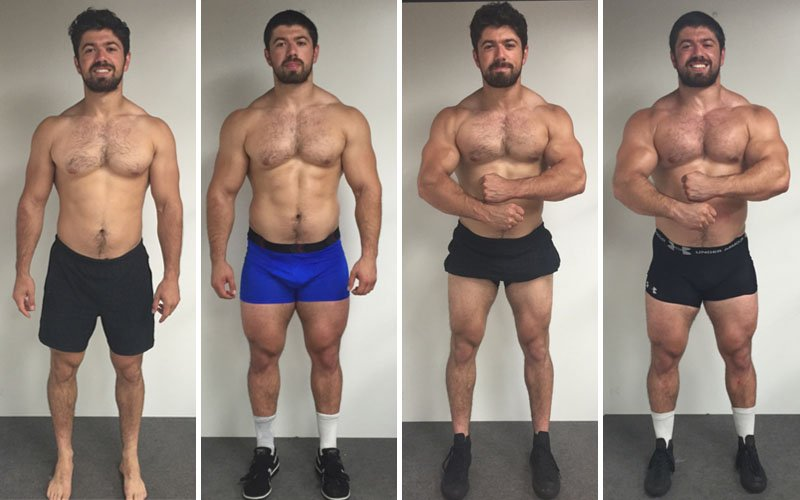 How Alex Hormozi Gained 35lbs In 6 Weeks Naturally