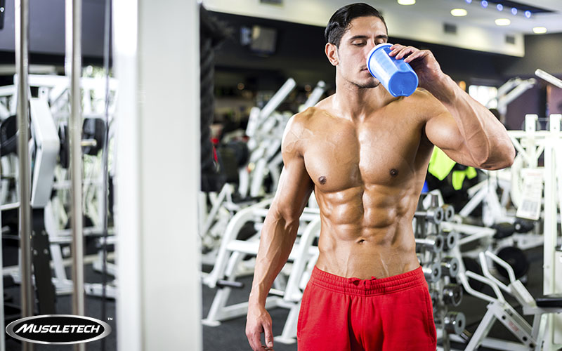 Reap all the anabolic effects of whey protein while makin...