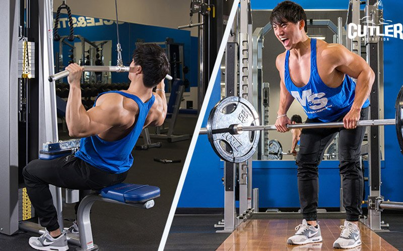 5 Supersets That Will Destroy Your Back