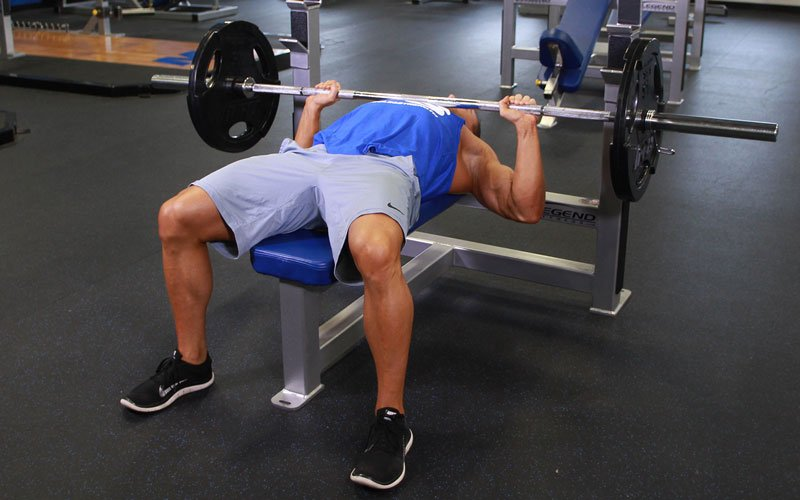 Heavy Bench Press Videos Part - 33: Muscle U0026 Strength