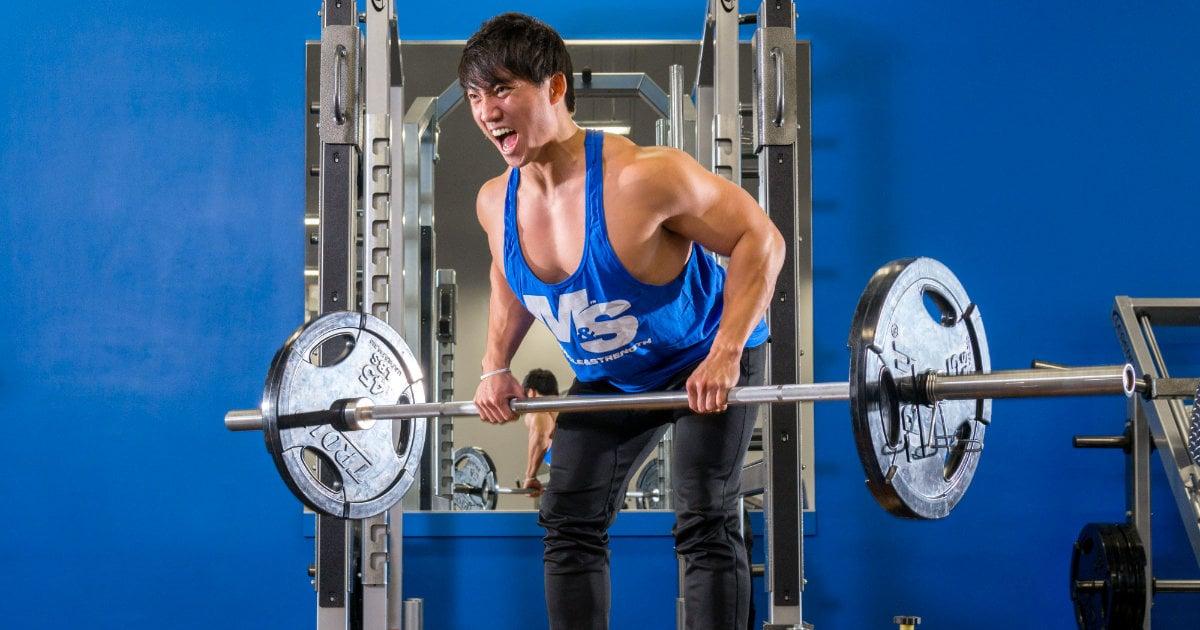 Beginner Full-Body Workout