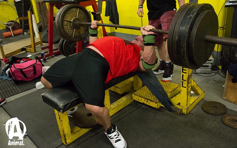 "Big On The Basics: Bench Press With Powerlifter Garrett ""Gunz"" Griffin"