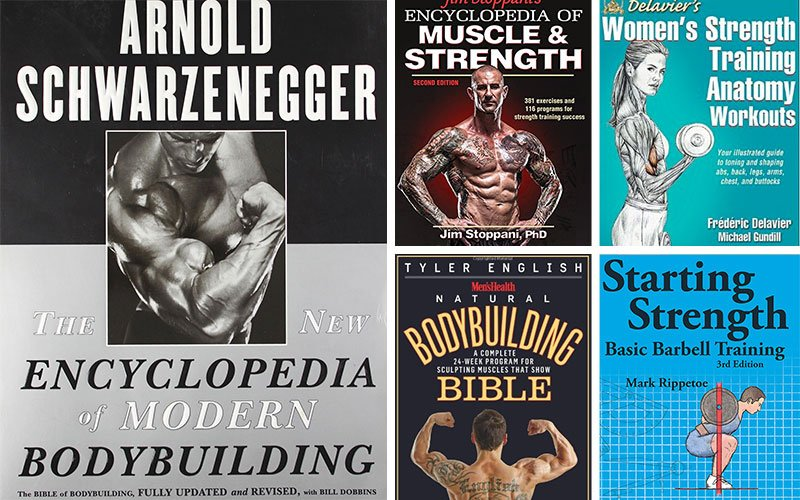 10 awesome bodybuilding books you should read