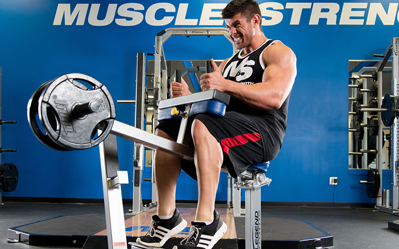 5 Brutal Calf Workout Finishers