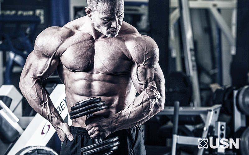 Building a Better Bicep: 4 Moves for Sleeve Busting Pipes