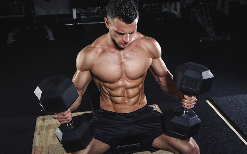 5 Crazy But Effective Chest Building Exercises