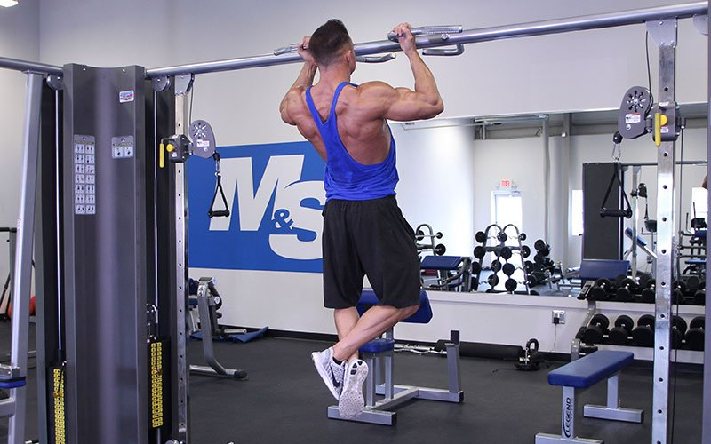 Image result for chin ups