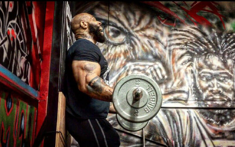 Image result for ct fletcher strict curl