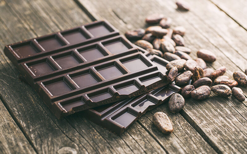 Gain More Muscle Mass by Eating Chocolate?