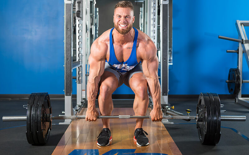 Death by Deadlift: An Explosive Deadlift Challenge