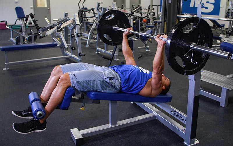 Decline Bench Press: Video Exercise Guide & Tips