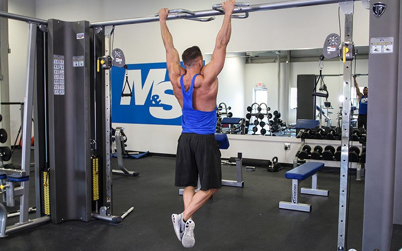 Eccentric Only Pull Up: Video Exercise Guide & Tips