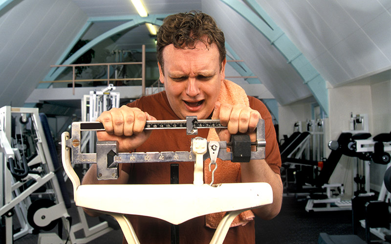 Fat Loss Fail: 5 Reasons You're Not Ripped