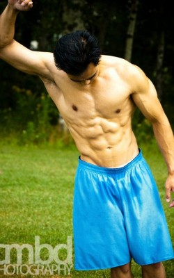 Body Transformation: Francis Dumali Body Transformation | Muscle