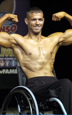 Kyle Roberts: Champion Wheelchair Bodybuilder! | Muscle ...
