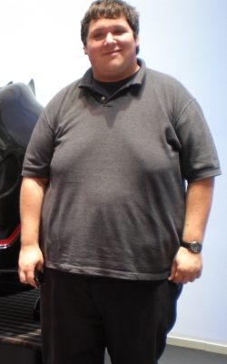 Jordan Grahm Lost An Amazing 160 Pounds Muscle Amp Strength