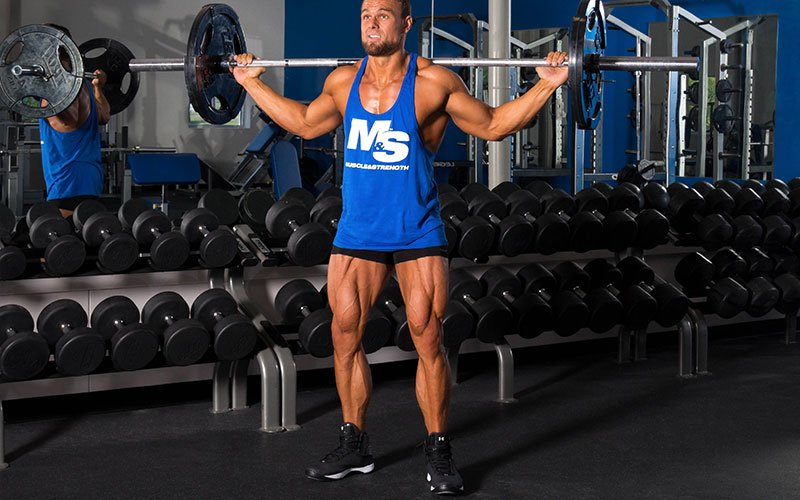 Top 10 Leg Mass Building Exercises of All-Time