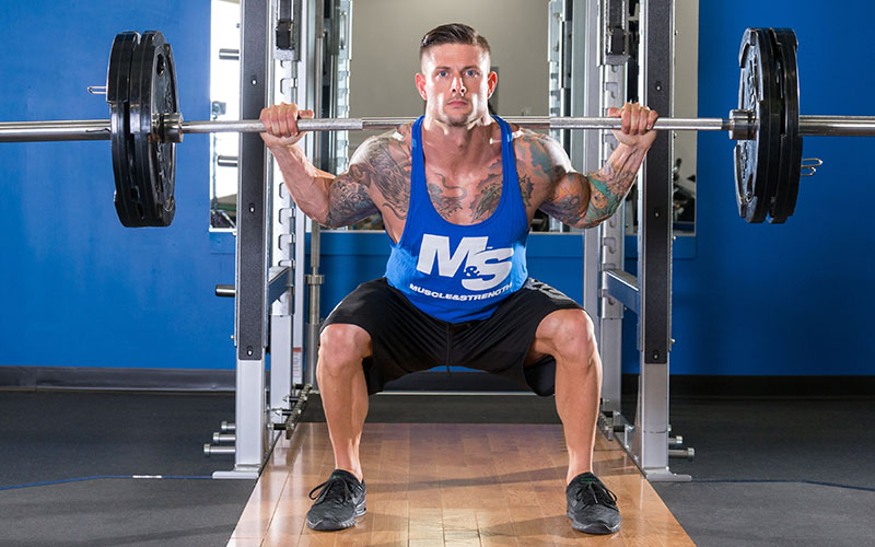 3 Exercises You Should Start Doing To Improve Your Squat