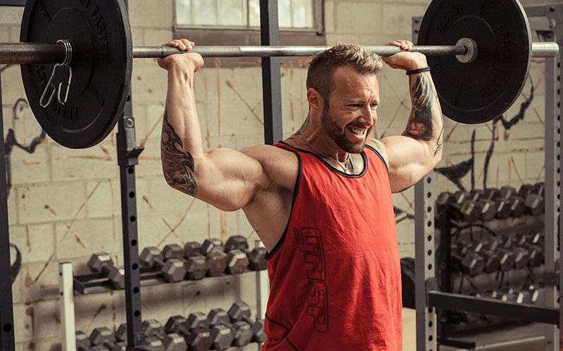 5 Tips for the Best Shoulder Pump of Your Life