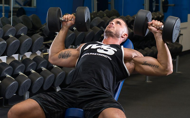 The Top 5 Exercises For Increasing Chest Mass