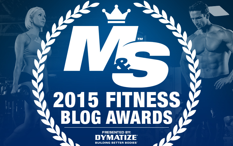 2015 Fitness Blog Awards