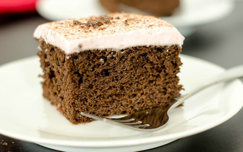 Black Forest Protein Brownies Recipe