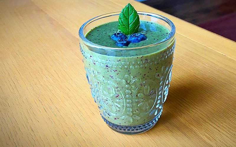 The Bounce-Back Protein Smoothie Recipe