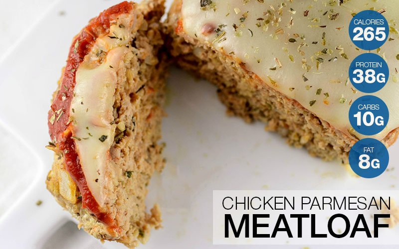 Healthy high protein chicken parmesan meatloaf recipe healthy healthy high protein chicken parmesan meatloaf recipe forumfinder